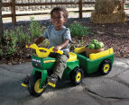 John Deere Trike & Wagon Pedal Ride-On Tricycle 3