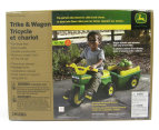 John Deere Trike & Wagon Pedal Ride-On Tricycle 4