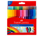 Faber-Castell Connector Pens 30-Pack - Assorted 1