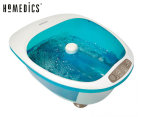 HoMedics Pedi Luxe Foot Spa with Heat Boost Power (FB251) 1