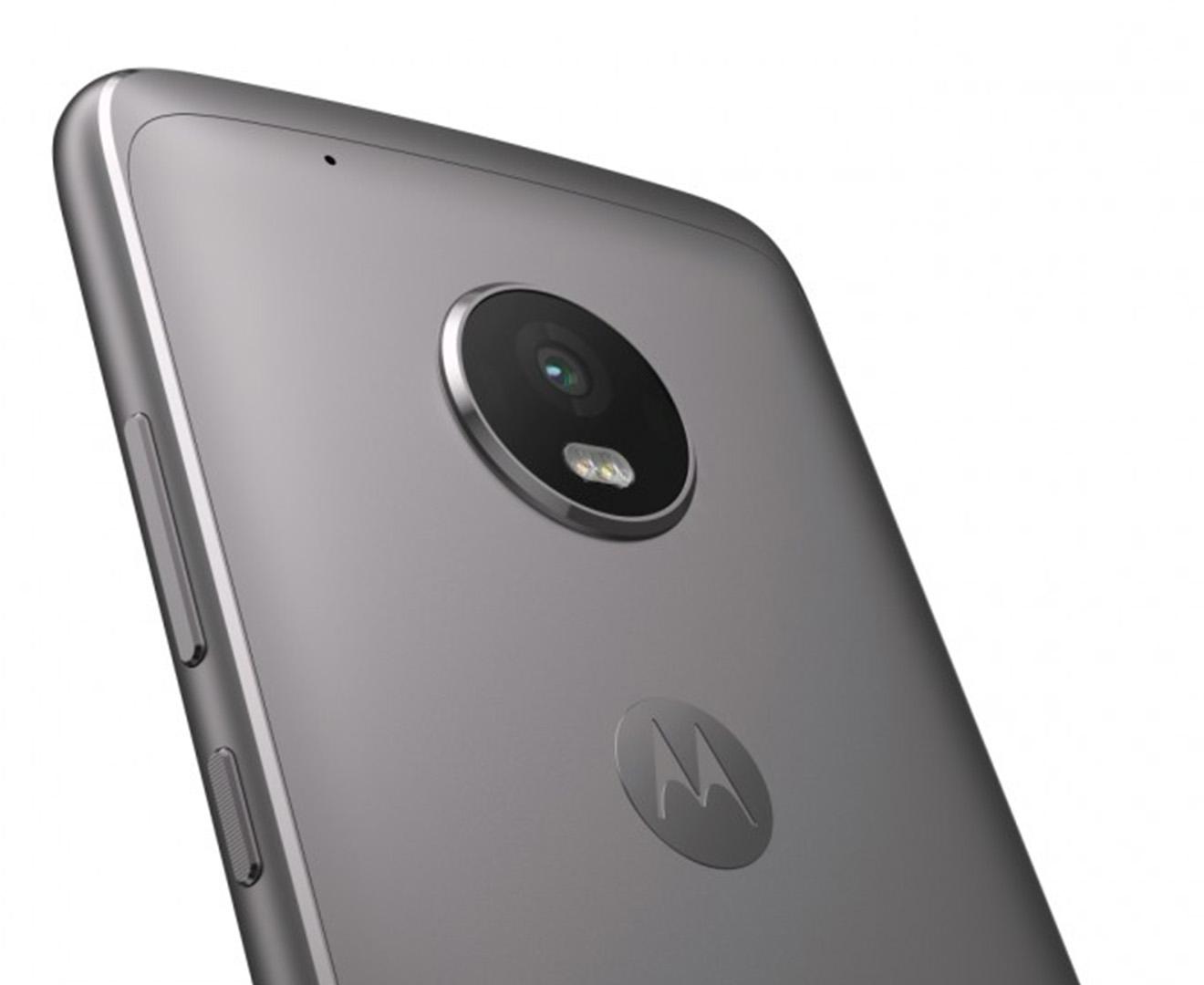 355e26c1e4f111 Motorola Moto G5 Plus 16GB XT1685 - Lunar Grey