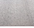 Rug Culture 320x230cm Visions Pulse Modern Rug - Grey 3