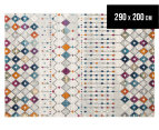 Rug Culture 290x200cm Mirage Modern Rug - Multi 1