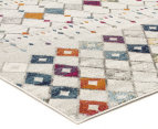 Rug Culture 290x200cm Mirage Modern Rug - Multi 2