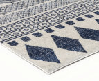 Rug Culture 230x160cm Mirage Modern Rug - Navy 2