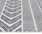 Rug Culture 230x160cm Mirage Modern Rug - Navy 3