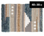 Rug Culture 400x300cm Everest Fusion Rug - Multi 1