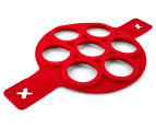 Innobella Flip N Stack Pikelet Maker - Red 4