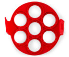 Innobella Flip N Stack Pikelet Maker - Red 6