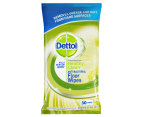 2 x Dettol Anti-Bacterial Floor Wipes Fresh Lime & Mint 30pk 3