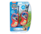 Paw Patrol Walkie Talkie Set - Red/Blue 1
