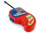 Paw Patrol Walkie Talkie Set - Red/Blue 4