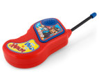 Paw Patrol Walkie Talkie Set - Red/Blue 5