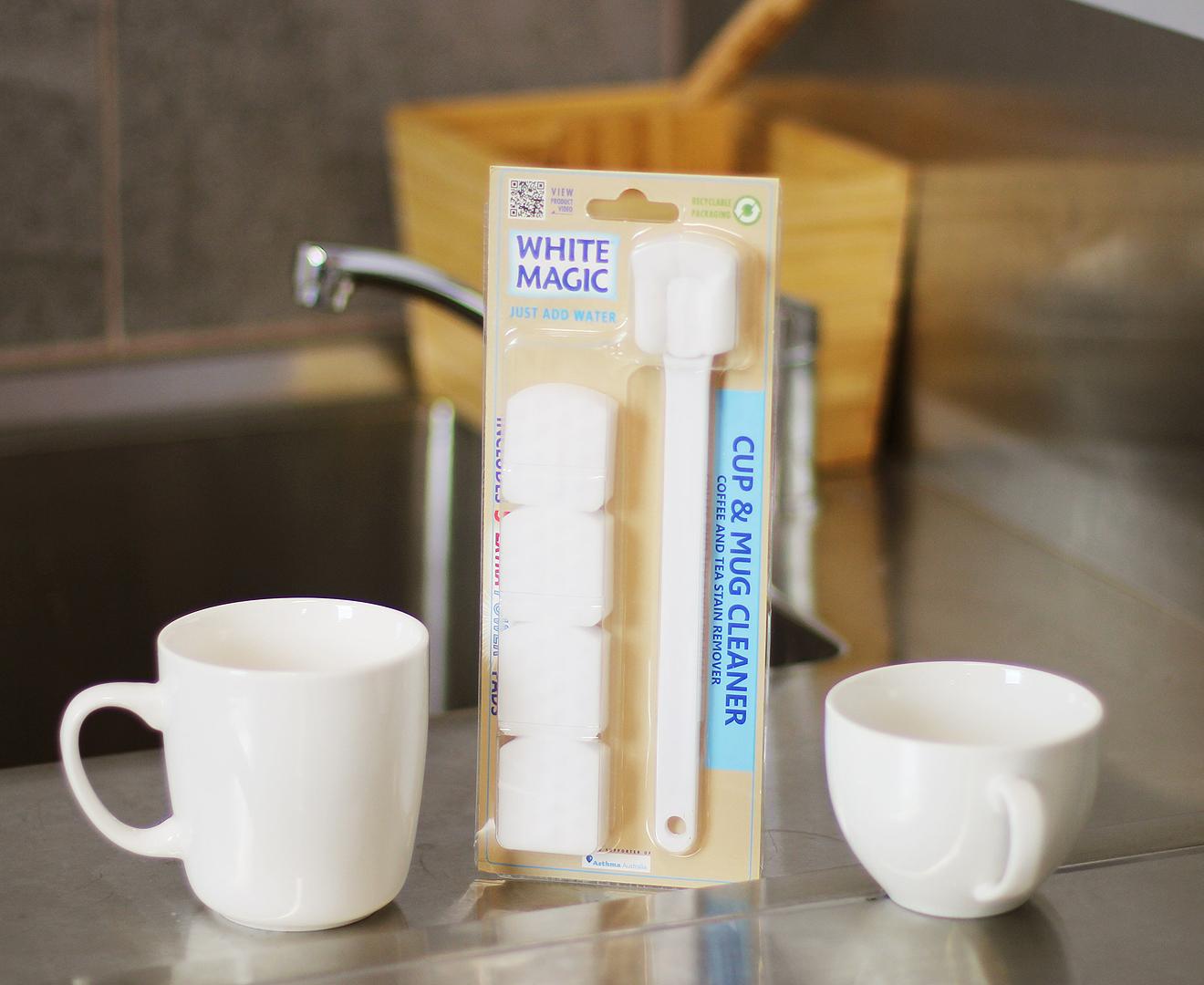 White Magic Cup & Mug Cleaner
