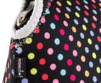 Icon Chef Lunch Buddy - Black Polka Dot 4