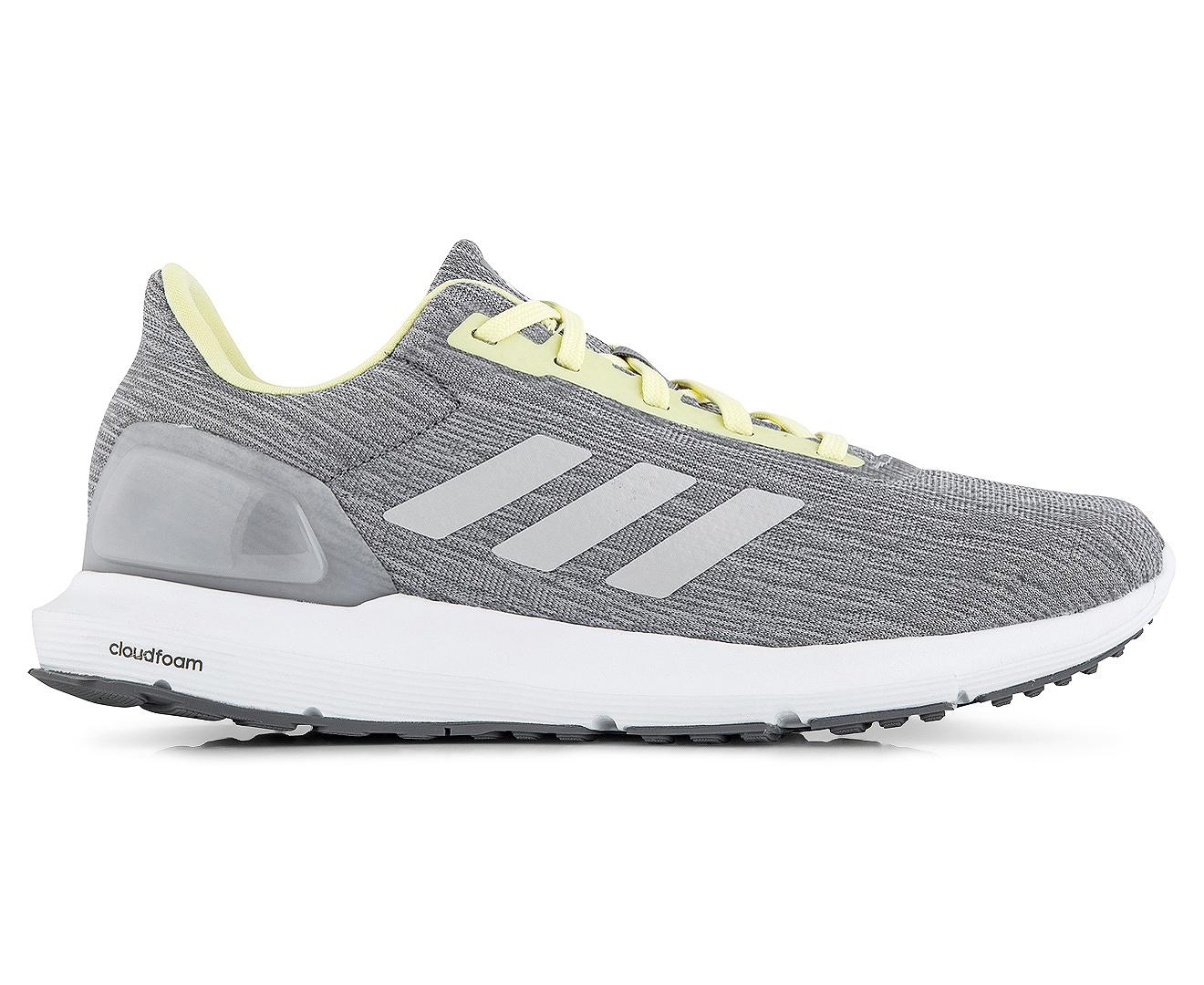 ADIDAS Women Grey & White COSMIC 2 Running Shoes