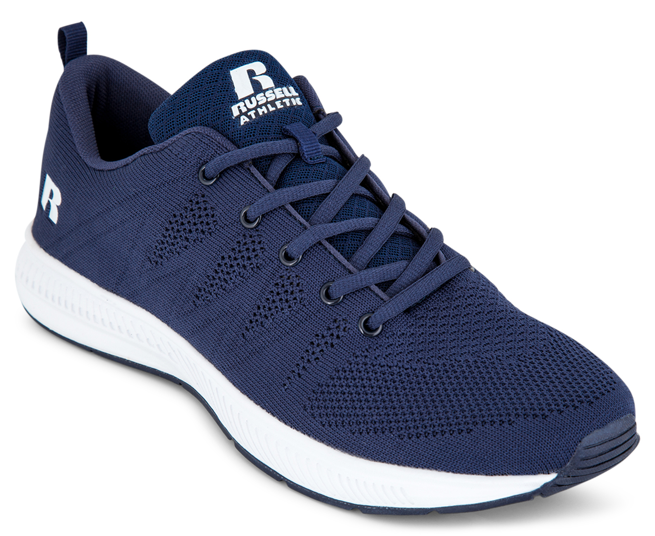 Russell Athletic Menu0026#39;s Magni Training Shoe - Navy/White ...