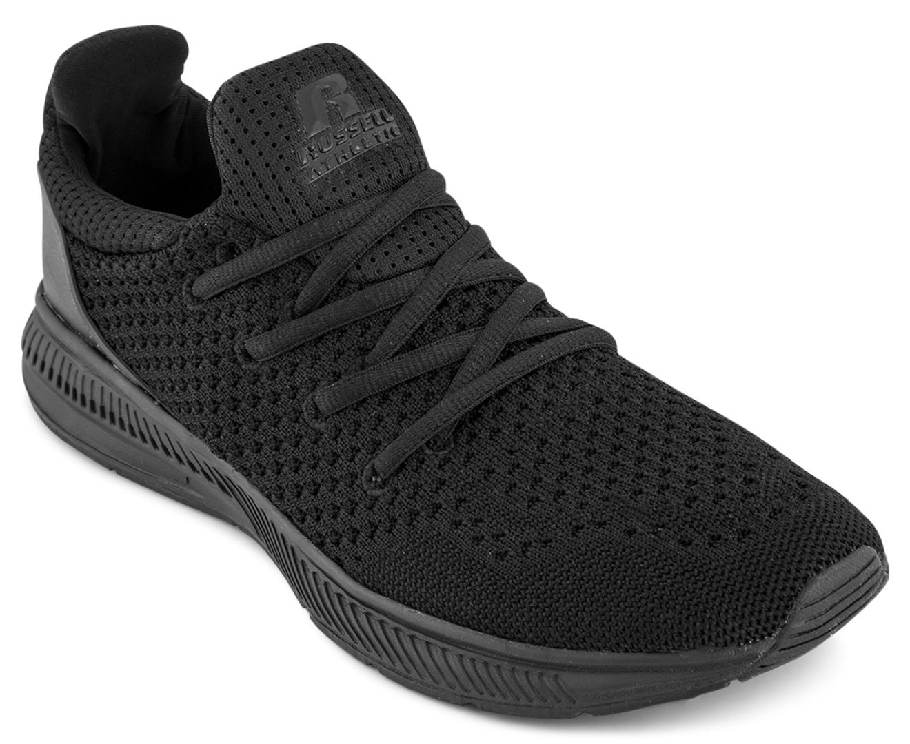 Russell Athletic Menu0026#39;s Zero Training Shoe - Black | EBay
