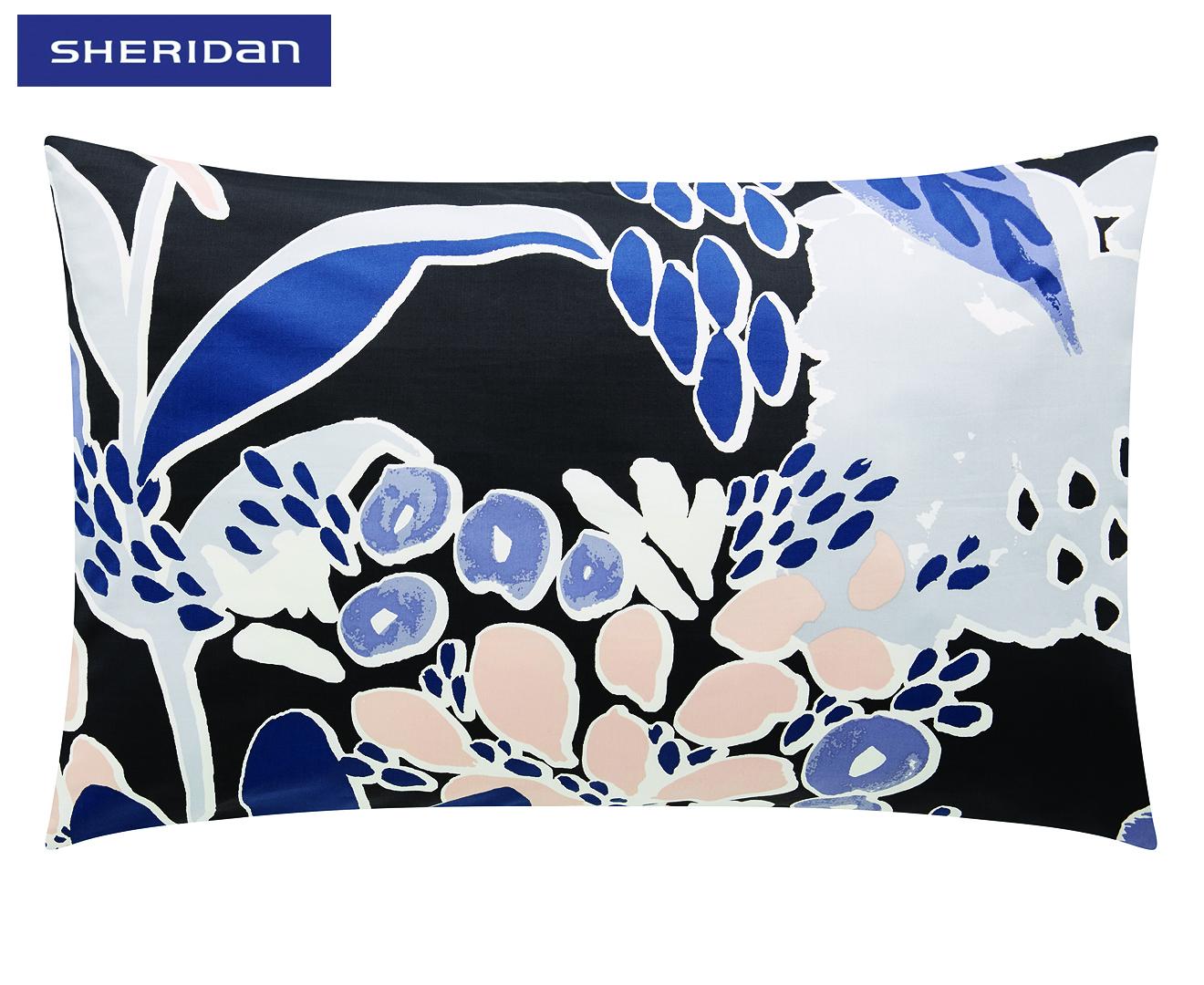 Sheridan Arbor Pillowcase Set Carbon Great Daily Deals