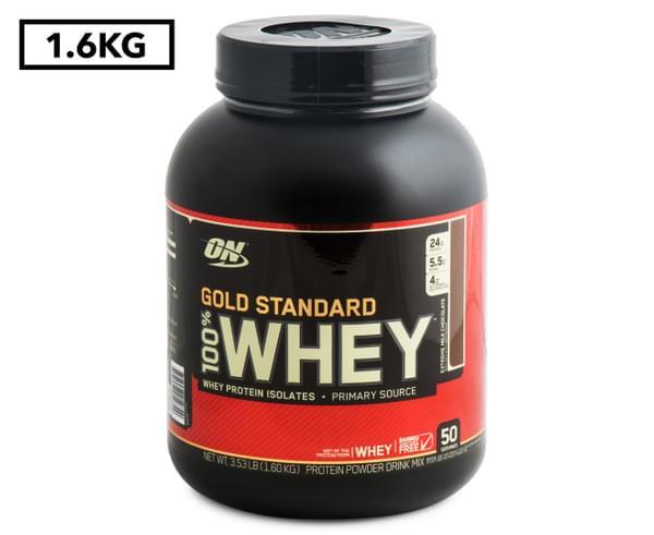 Gold Standard 100% Whey Protein Powder Drink Mix
