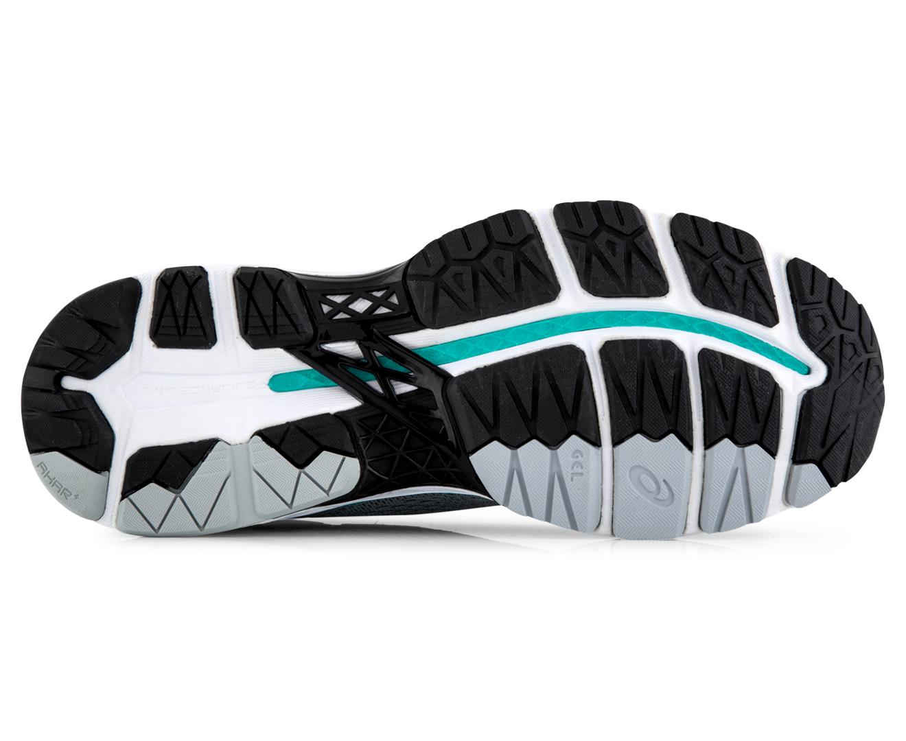 a69f80f29063 ASICS Women s GEL-Kayano 24 Shoe - Mid Grey Black Atlantis