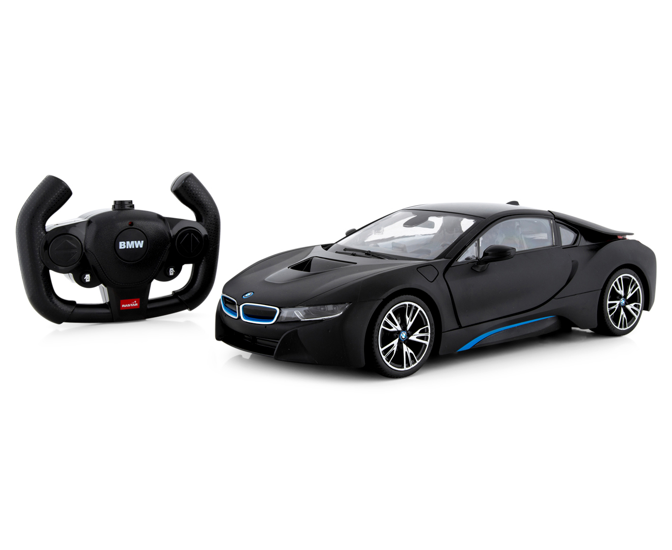 Rastar 1 14 Bmw I8 Remote Control Car Black Catch Com Au