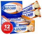 12 x Aussie Bodies Lo Carb Whip'd English Toffee Protein Bar 60g 1