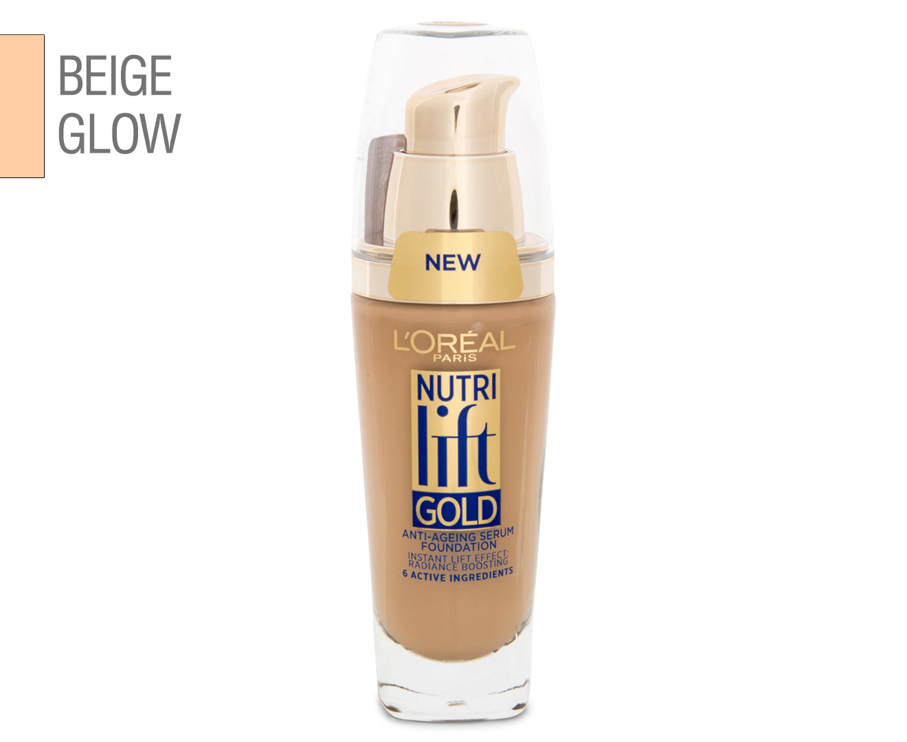 L'Oréal NutriLift Gold Foundation 25mL