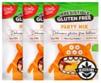 3 x Simply Wize Irresistible Gluten Free Party Mix 150g 1