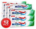 12 x Macleans Protect Toothpaste Mild Mint 170g 1