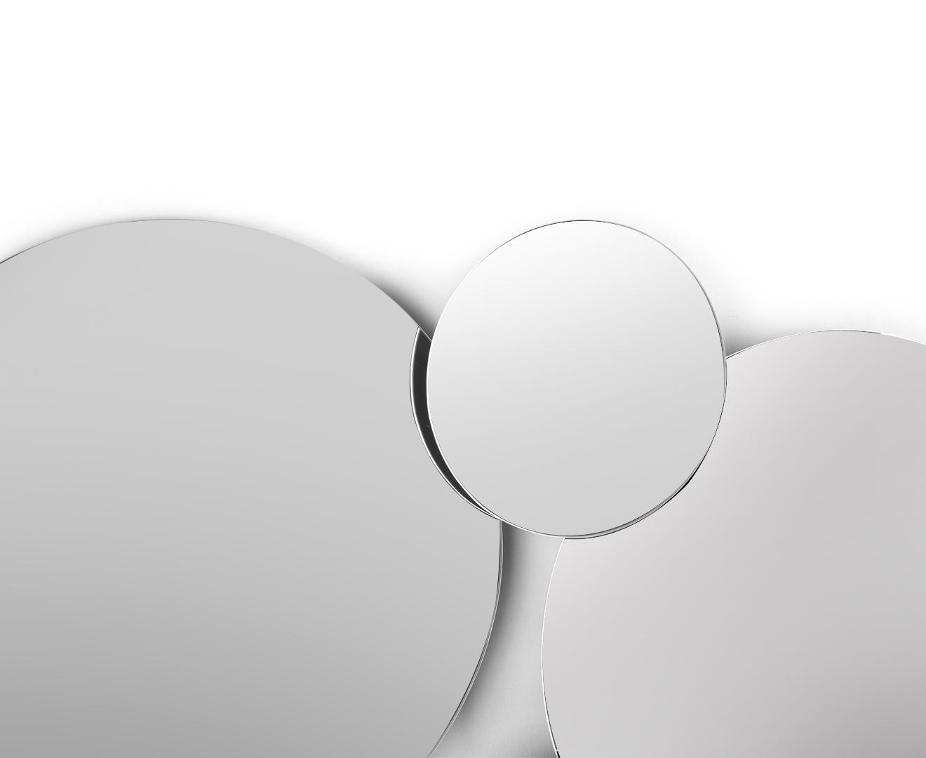 Umbra cumulus multi mirror clear ebay for Miroir umbra