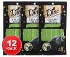 3 x Dine Creamy Treats Chicken Flavour 4pk 1