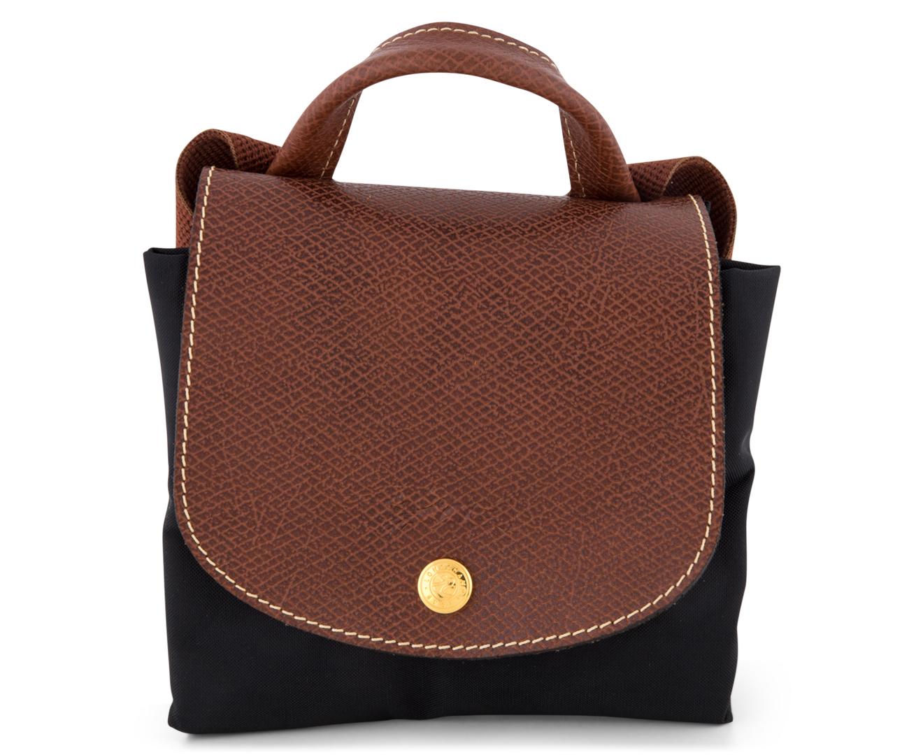 3f255436045a Longchamp Le Pliage Backpack - Black