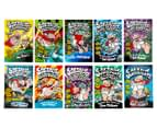 Captain Underpants 10-Book Collection 1