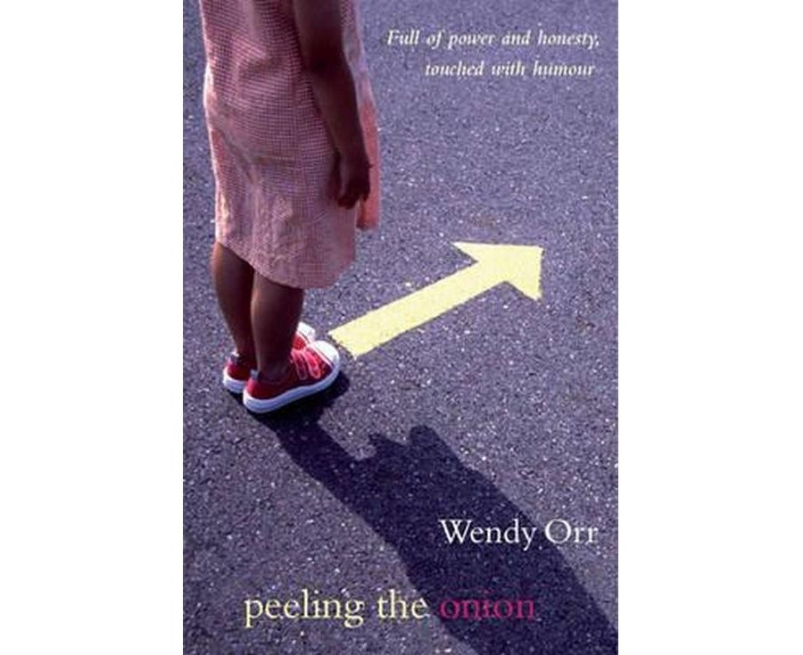 peeling the onion by wendy orr Rl 60 following an automobile accident in which her neck is broken, a teenage karate champion begins a long and painful recovery with the help of her family the car accident changed everything.