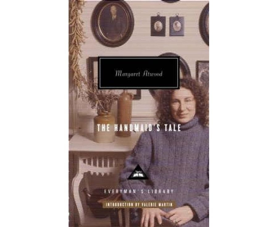the use of vivid language in the handmaids tale by margaret atwood and the things they carried by ti Offred's constant recollections demonstrate how aunt lydia repeated these mantras until they the handmaids tale how does margret atwood use language.