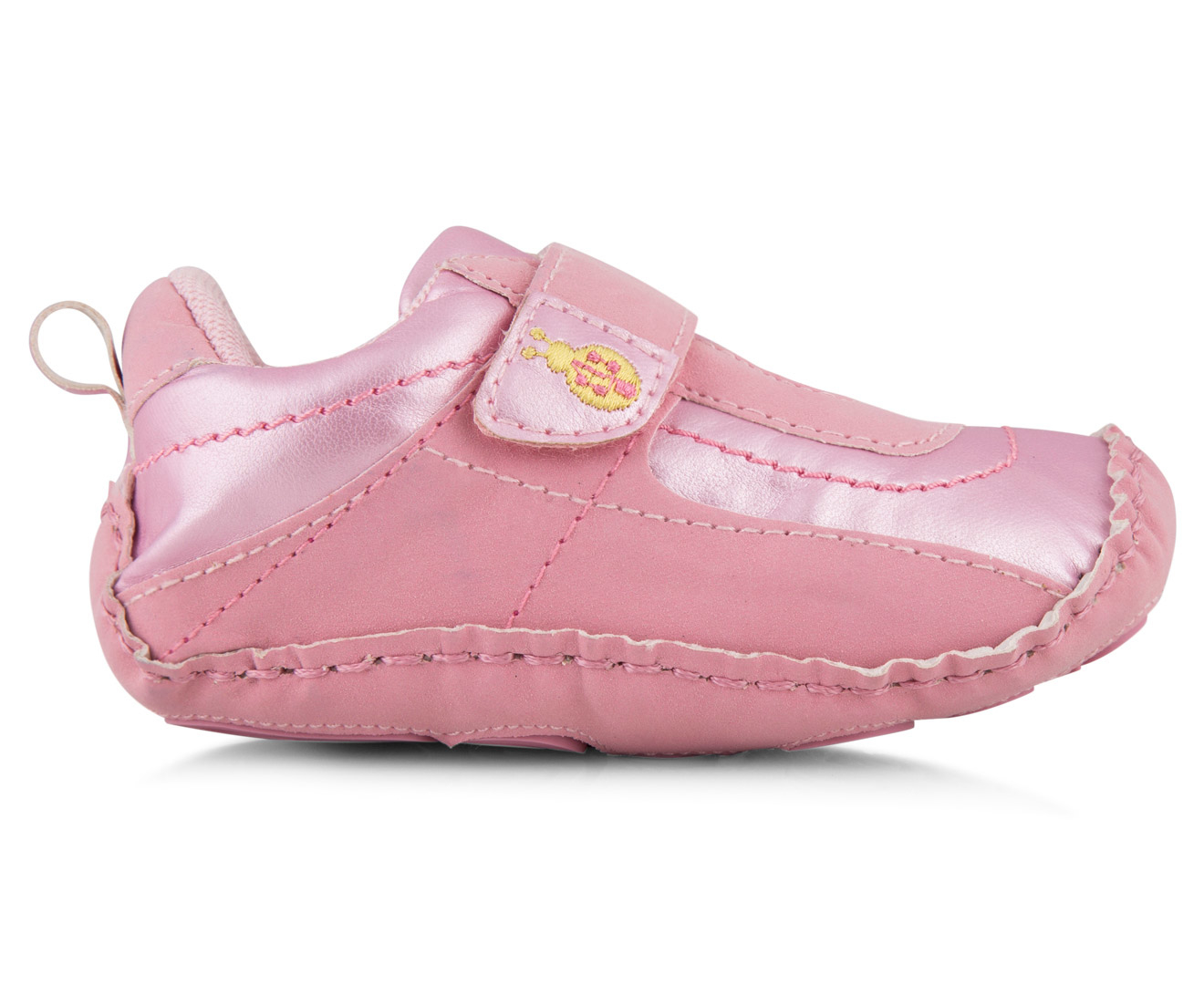 6d0934e190e4 Playette Baby Flex Fit Shoe - Pink