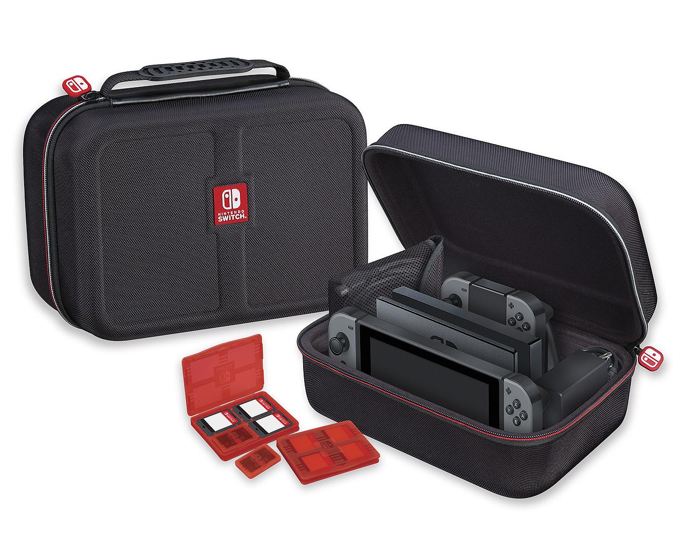 68cedc2d0d91 RDS Nintendo Switch Traveller Deluxe Travel Case - Black