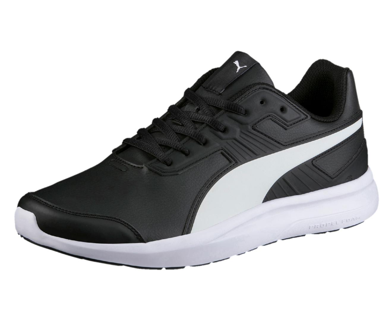 Puma Men's Escaper SL Shoes BlackWhite