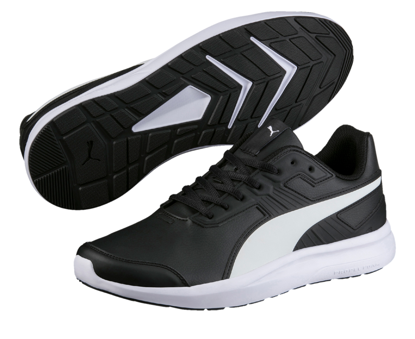Puma White Going Out Shoes
