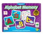 The Learning Journey Match It! Alphabet Memory 1