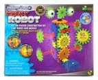 The Learning Journey Techno Gears Wacky Robot Construction Set video