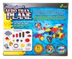 The Learning Journey Techno Gears Aero Trax Plane Construction Set 2