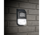 5M Sensitive Motion Sensor 70 Lumen Solar LED Security Entertaining Light Black 1