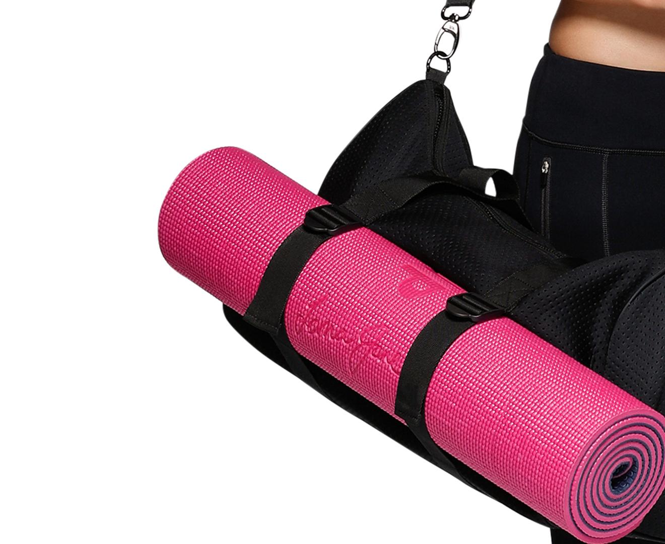 Lorna Jane Multi Purpose Gym Bag Black Great Daily