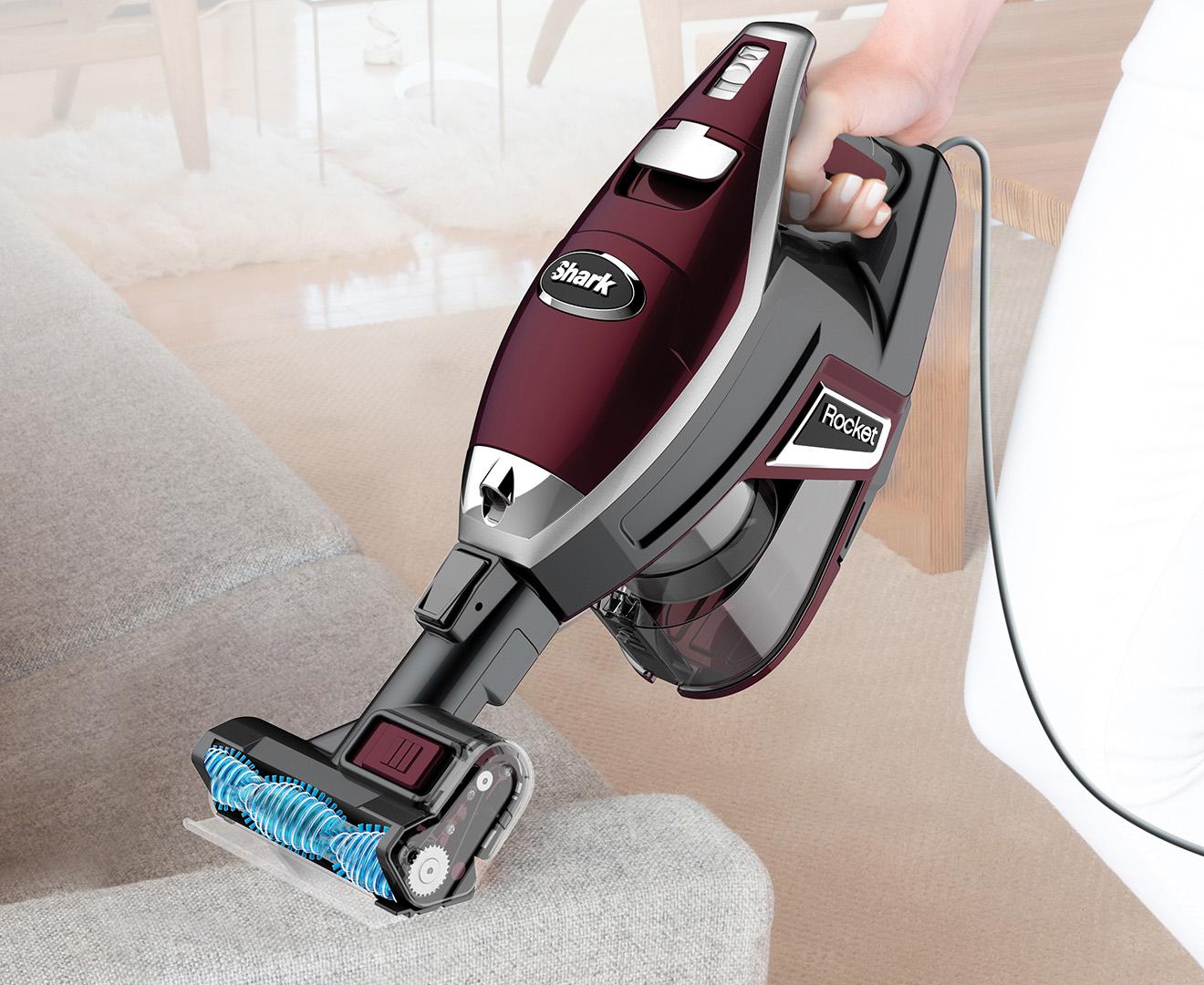 Shark Rocket Truepet Handstick Vacuum Cleaner Pink