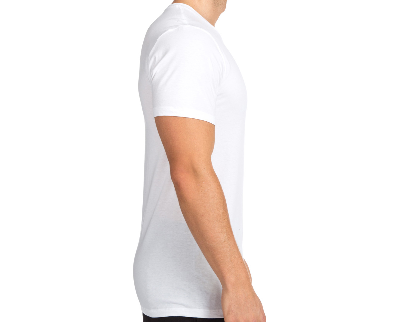 6d0f753fe Hugo Boss Men's Crew Neck T-Shirt 3-Pack - White | Catch.com.au