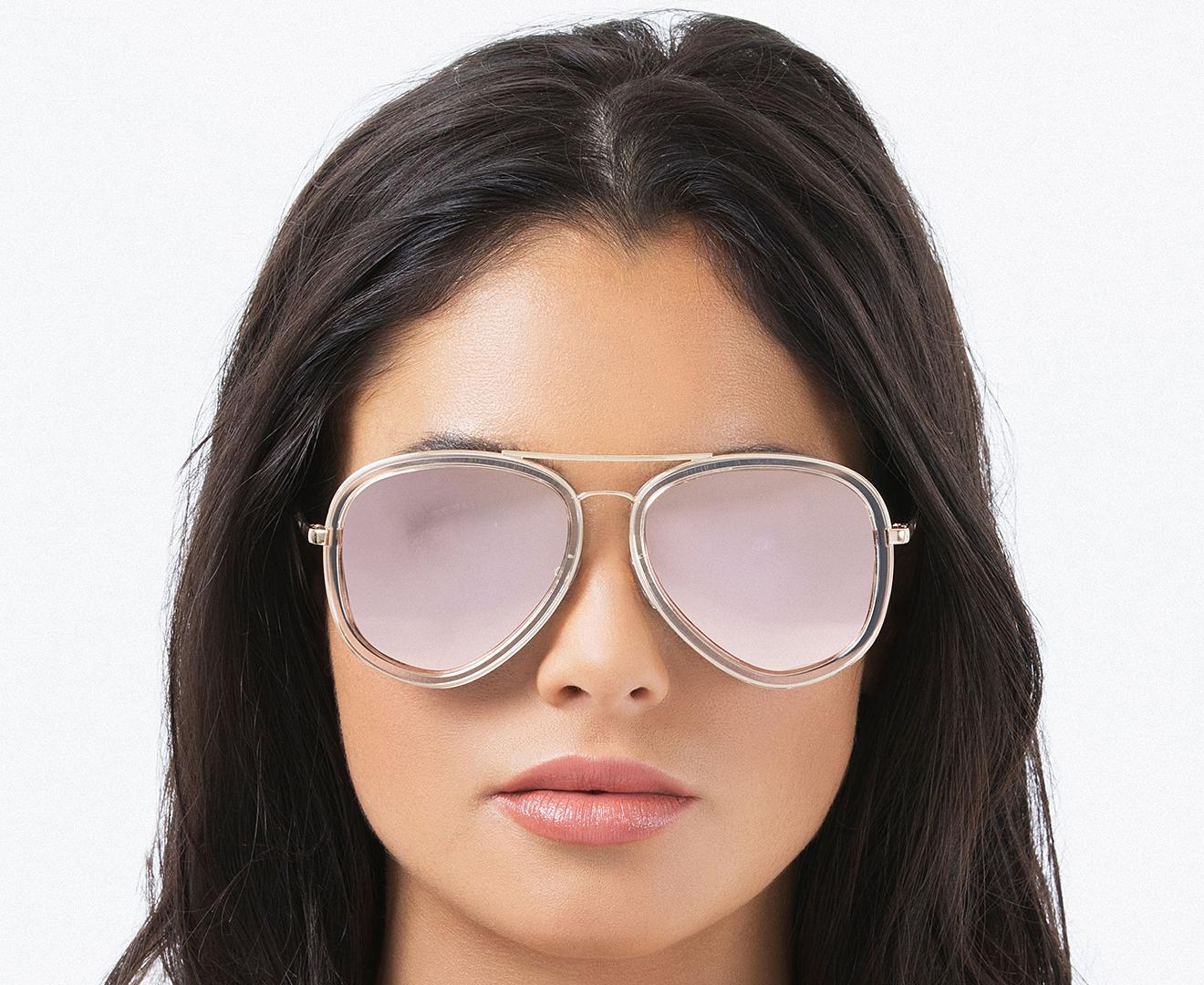 Priv 233 Revaux Women S The Supermodel Polarised Sunglasses