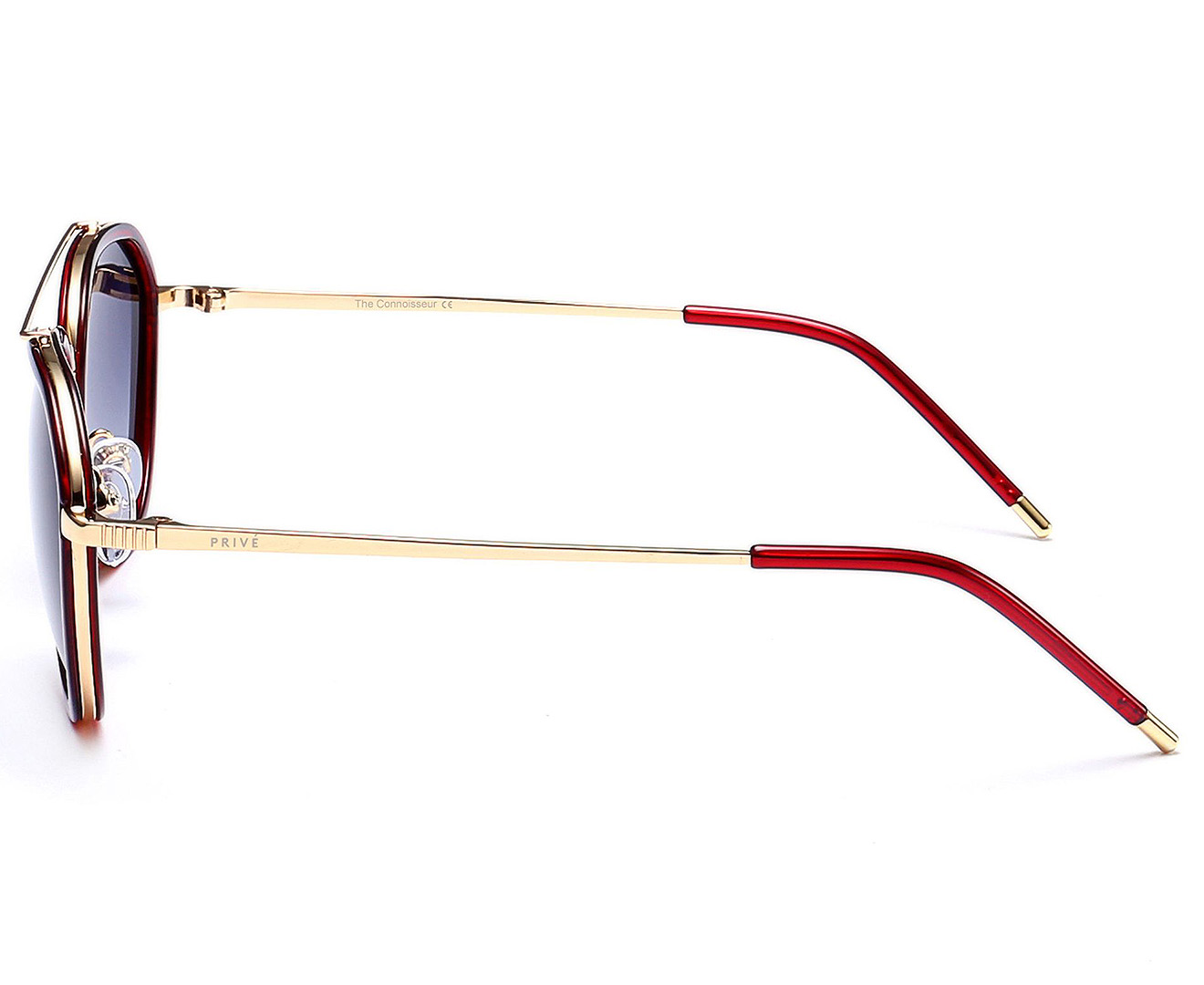 779926c61b2 Privé Revaux The Connoisseur Polarised Sunglasses - Red