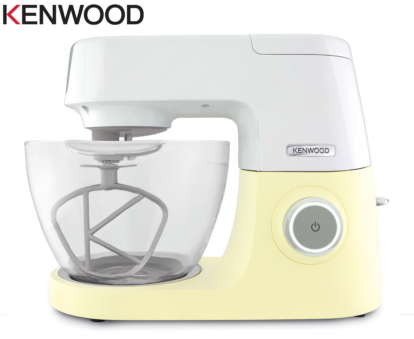 kenwood chef sense mixer zested yellow ebay. Black Bedroom Furniture Sets. Home Design Ideas